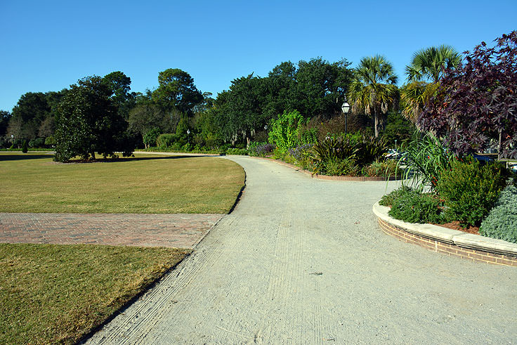 Hampton Park in Charleston, SC