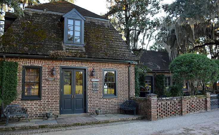 Middleton Place Plantation Restaurant in Charleston, SC