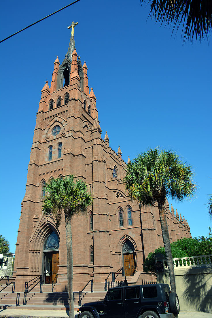 St. john Church in Charleston, SC