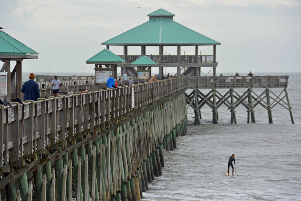 Folly Beach Fishing Pier