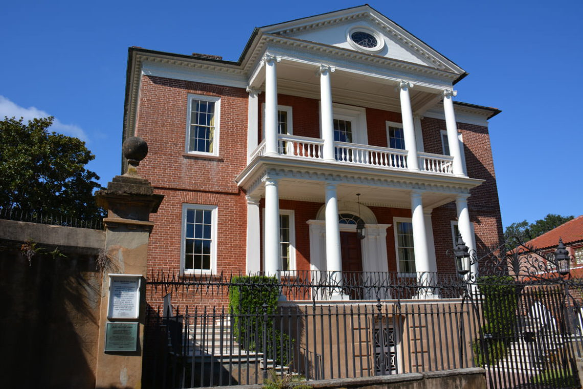 Miles Brewton House