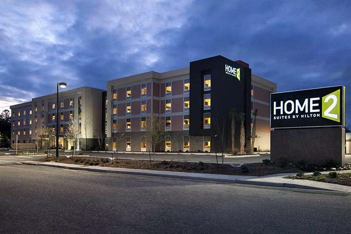 Home2 Suites By Hilton North Charleston Charleston