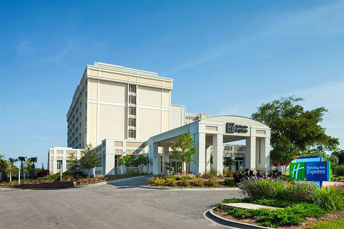 Holiday Inn Express Downtown - Ashley River